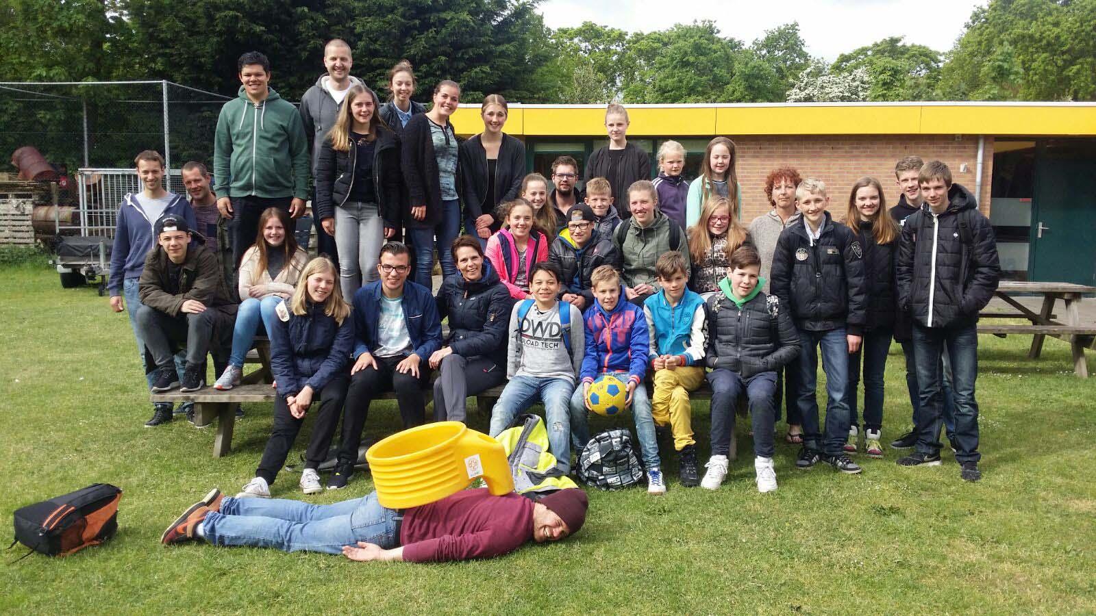 Kamp Texel 2016